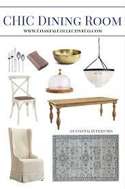 dining room inspiration design u2014 coastal collective co