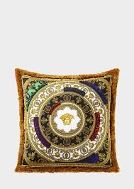 Online Shopping For Home Decoration Items Versace I Baroque N U0027 Roll Cushion Home Collection Us Online