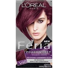 best drugstore hair color 2015 11 best purple hair dyes for getting vibrant violet locks