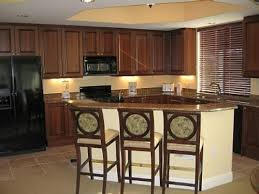 small kitchen with countertop bar how to build a kitchen bar in