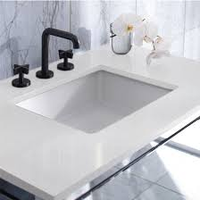 Robern Vanities Balletto Collection Vanity Glass Top W Integrated Sink Or Stone
