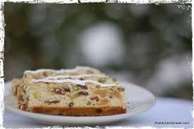 the kitchen lioness christmas stollen bar cookies stollenkekse
