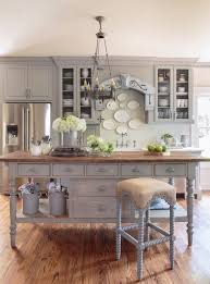 country kitchen island country kitchen island ideas grey french kitchens robinsuites co
