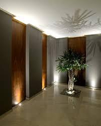 floor plant architecture white ceiling in wonderful corridor ideas design