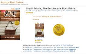 Top Seller On Amazon Book Sheriff Adonai