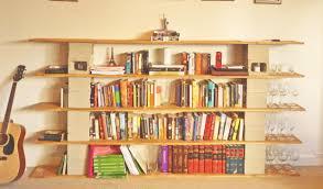decorations cinder block bookshelf creative ways to paint