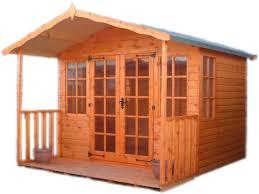 Summer Garden Sheds - haydock garden buildings sheds summer houses log cabins