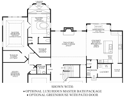 lynnewood hall floor plan summit estates at westchester the hopewell home design