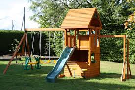 exterior interesting outdoor children playground design with