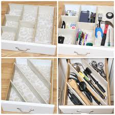 Diy Kitchen Organization Ideas Diy Drawer Dividers Diy Drawers Drawer Dividers And