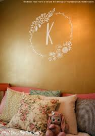 Bedroom Wall Letter Stickers Wall Art Decals For Wall Decoration Vinyl Wall Stickers Wall