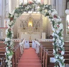wedding church decorations church decoration package shows rathdrum church all about