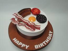 fry up breakfast cake celebration cakes cakeology