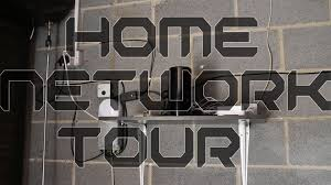 home network tour cat6 wireless ac and nas youtube