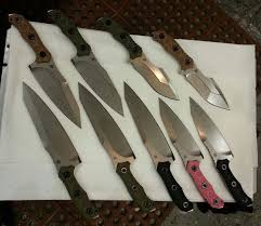 tactical kitchen knives kami custom blades official pic thread lightfighter
