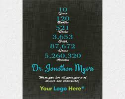 10 year anniversary card message card templates work anniversary cards satisfactory favorite