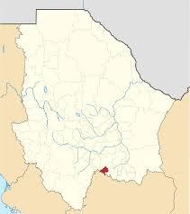 Santa Barbara Map File Mexico Chihuahua Santa Barbara Location Map Svg Wikimedia