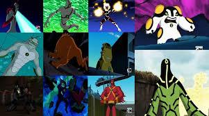 ben 10 original series alien return derrick55 deviantart