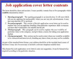 9 job application with cover letter basic job appication letter