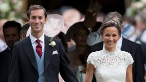 pippa middleton u0027s wedding favours have been revealed