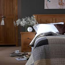 Canterbury Bedroom Furniture by Collections The Oak Outlet Co