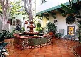 Spanish Backyard Design