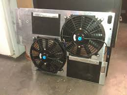 electric radiator fans and shrouds diy jeep radiator fan shroud william hare s portfolio