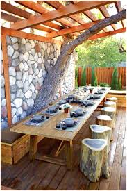 backyard retro dining room idea brilliant ideas to plan outdoor