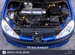 peugeot 206 cc car peugeot 206 cc convertible model year 2000 blue view in