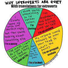 Introvert Meme - i m sick of all these introvert memes funny
