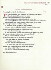catholic wedding readings lector s notes on the wedding reading from genesis chapter 2