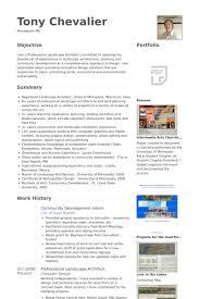 Landscape Resume Samples by Entwicklung Intern Cv Beispiel Visualcv Lebenslauf Muster Datenbank