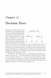 decision trees springer