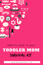thanksgiving songs for toddlers what to pack in your toddler mom survival kit a mama tale