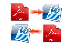 Word To Pdf I Will Convert Yours 15 File Pdf To Word Or Word To Pdf For 5