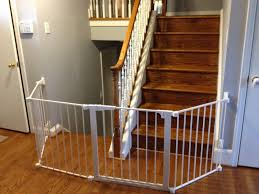Baby Gate For Bottom Of Stairs Banisters Safety Child Gates For Stairs Pictures Ideas Latest Door U0026 Stair