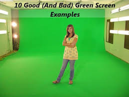 green screen photography how to use a green screen to put a different background