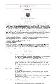 preacher resume samples lead pastor resume samples visualcv