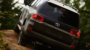 Toyota Land Cruiser Interior 2016 Toyota Land Cruiser Cargo Volume And Interior