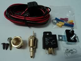 electric fan wiring kit ebay