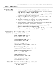Security Officer Sample Resume by 25 Qualified Mortgage Closer Resume Examples To Inspire You
