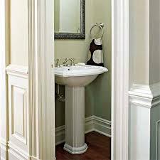 simple small half bathroom halfbathroom or powder room r on decorating