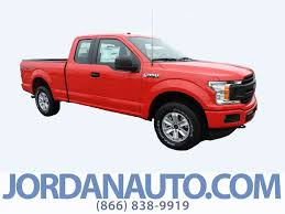 New Ford Trucks For Sale Jordan Ford