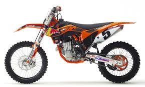 ktm shows the 2013 450 sx f factory edition autoevolution