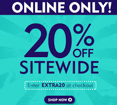 20 sitewide at shoe carnival freebies2deals