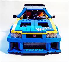 nissan lego nissan skyline из lego u2014 drive2