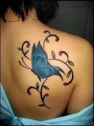 arti tato bulu merak contoh gambar desain tatto keren untuk wanita dan artinya