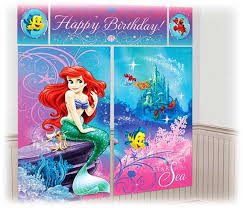 Mermaid Decorations For Party 5 Tips For A Fun And Memorable Little Mermaid Theme Party In Dubai