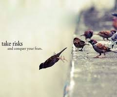 take risks and conquer your fears birds quotes quotespictures com
