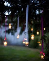 Outdoor Hanging Lights For Trees 25 Outdoor Lighting Diys To Brighten Up Your Summer